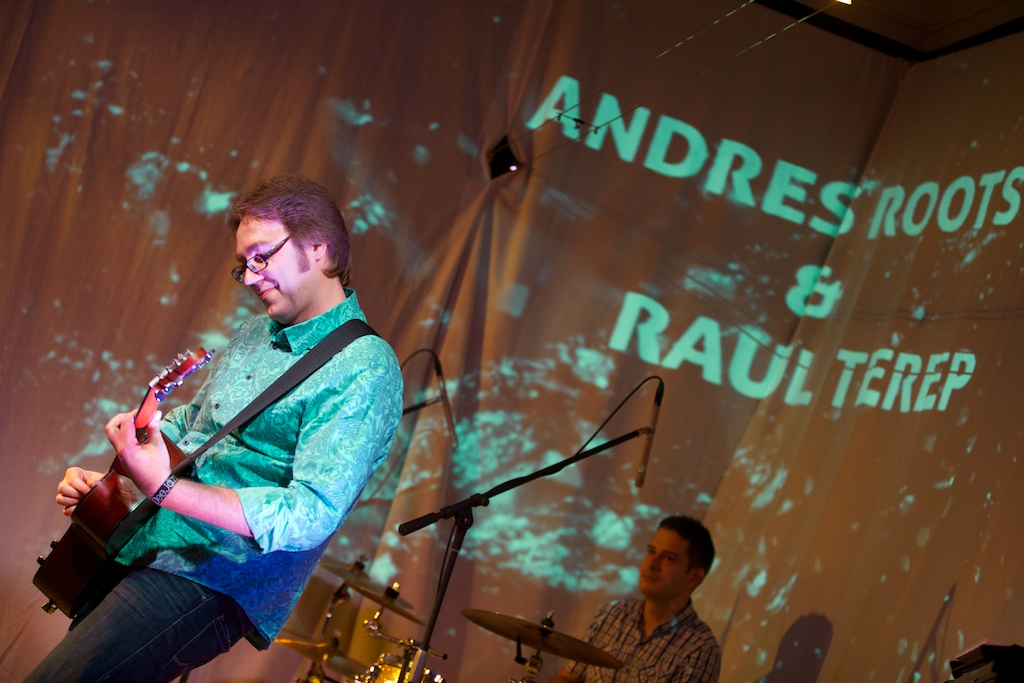 Andres Roots & Raul Terep / foto: Kalev Ints