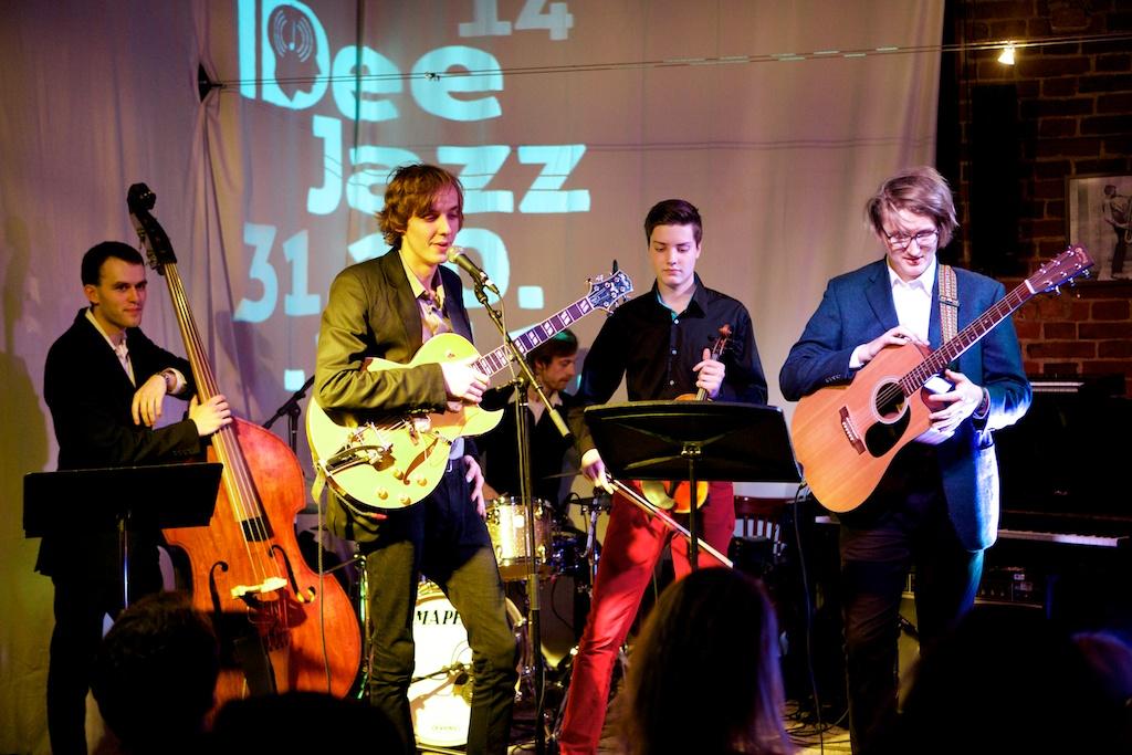 Five Quarters Quintet - Tribute to Wes Montgomery / foto: Kalev Ints