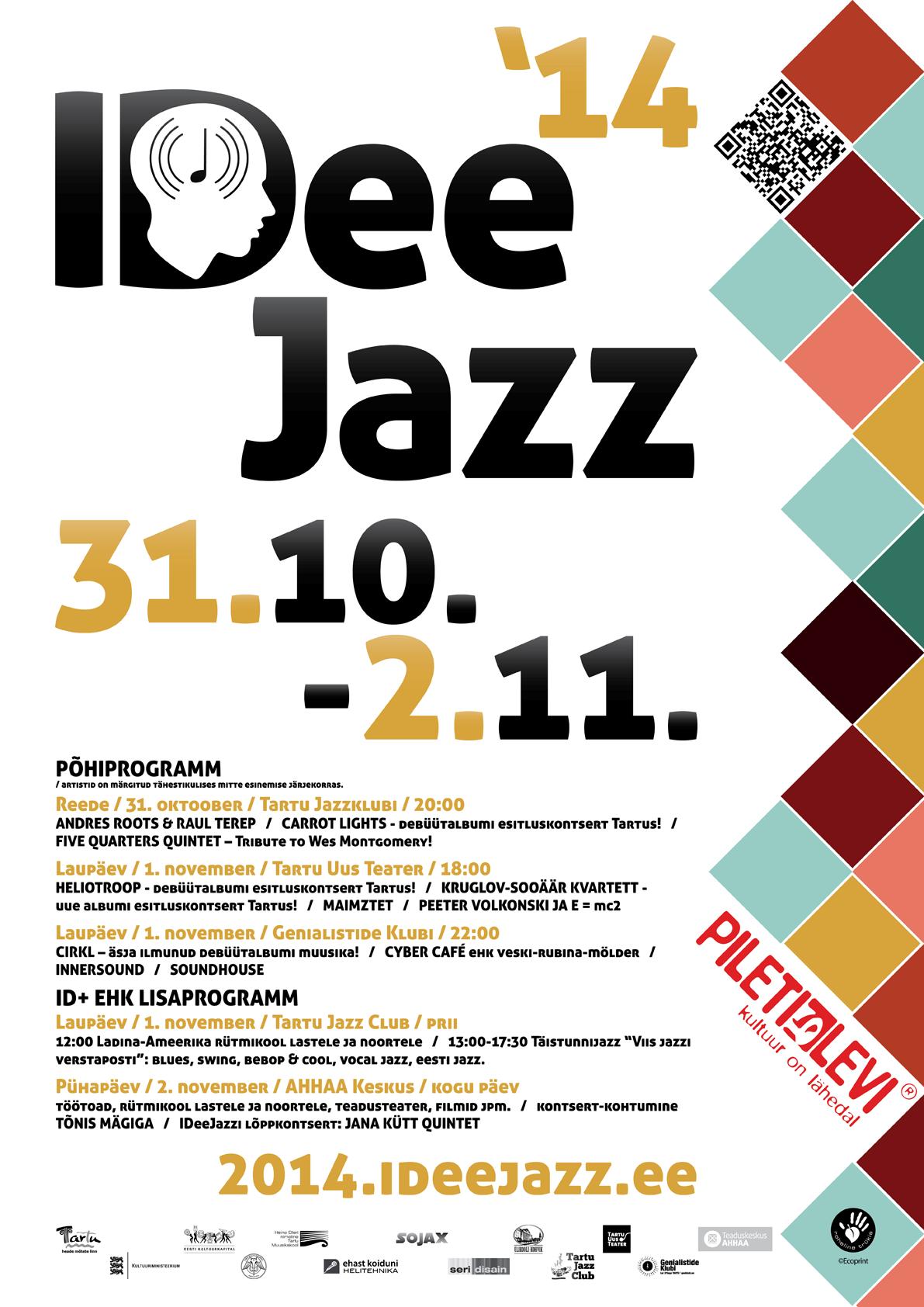 IDeeJazz14-plakat