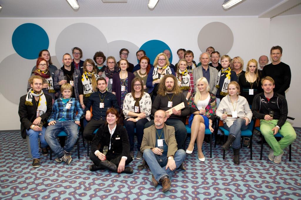 IDeeJazz 2014 korraldustiim / foto: Saara-Nette Tõugjas