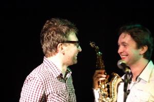 Jaak Sooäär ja Aleksei Kruglov / foto: Kalev Ints